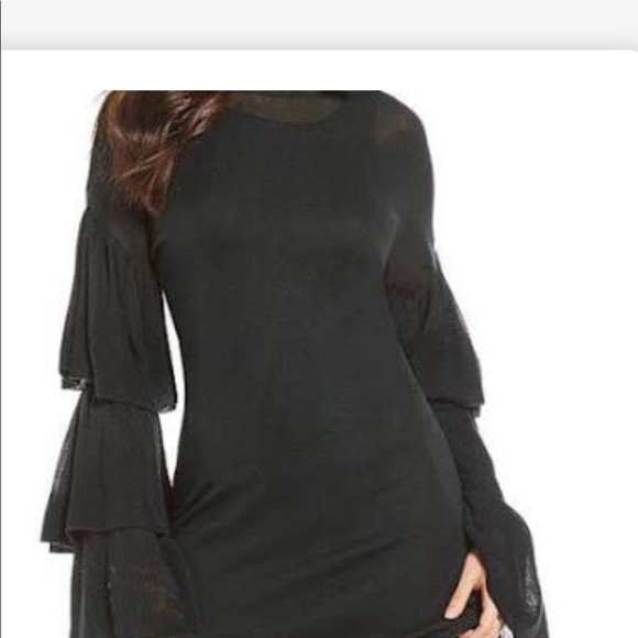 Gianni Bini Dresses & Skirts - Dark green sweater dress
